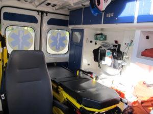 Киев, как доставить больного из больницы домой