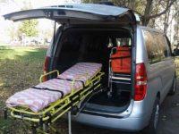 Такси для перевозки больных