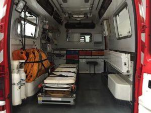 Заказать реанимобиль для перевозки транспортировки больного