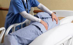 Як лікувати пролежні у лежачих хворих