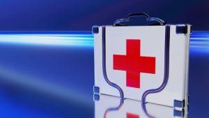 надання першої медичної допомоги застосовується для порятунку життя людини