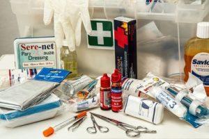Первая помощь при переломах - перевозка больных Киев