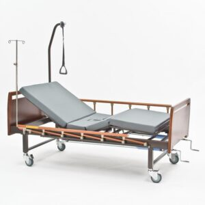Ліжко для лежачих хворих